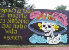 Mural por Prof. Francisco Aviña